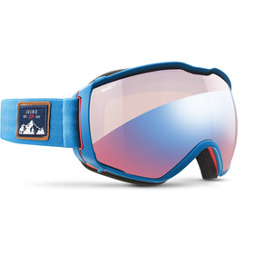 Julbo Aerospace Goggles, blue/red